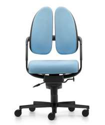 Rohde&Grahl Xenium Freework Duo-Back 3D Stuhl