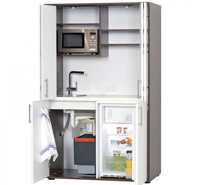 Büroküche  Büromöbel - Büroküche Küchenschrank